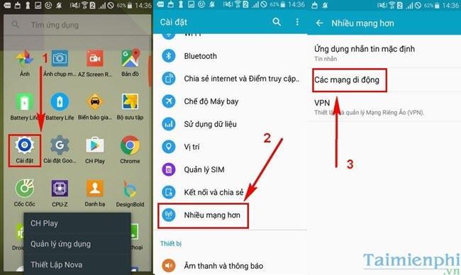 Kiểm tra điện thoại có hỗ trợ 4G hay không, danh sách điện thoại hỗ trợ 4G