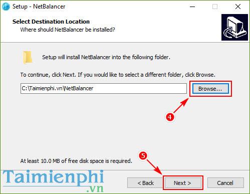 Giới hạn băng thông OneDrive bằng NetBalancer