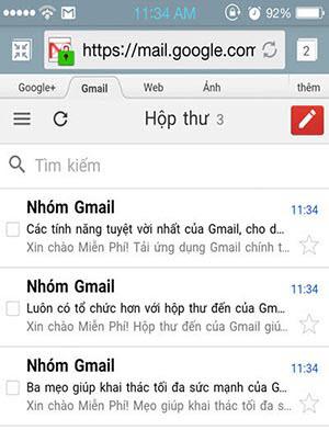 dang ky gmail nhanh