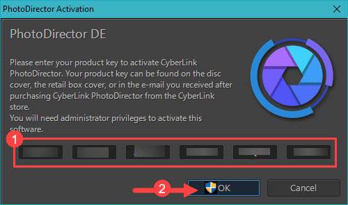 giveaway cyberlink photodirector 7 mien phi