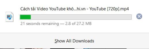 Cách tải Video Youtube về máy tính dùng và không dùng phần mềm hay nhất 28