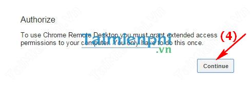 cach dung chrome remote desktop