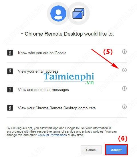 Cách điều khiển máy tính từ xa bằng Chrome Remote Desktop