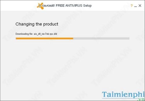 Cài đặt tiếng nói tiếng Việt cho Avast Free Antivirus