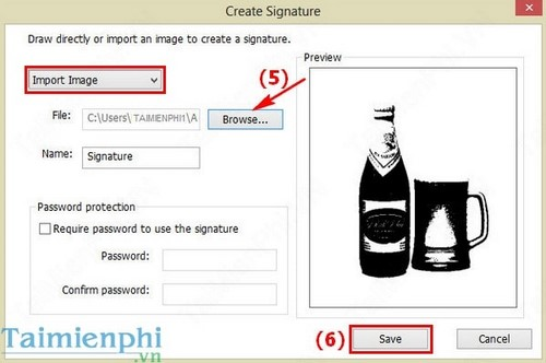 how to create electronic signature in pdf
