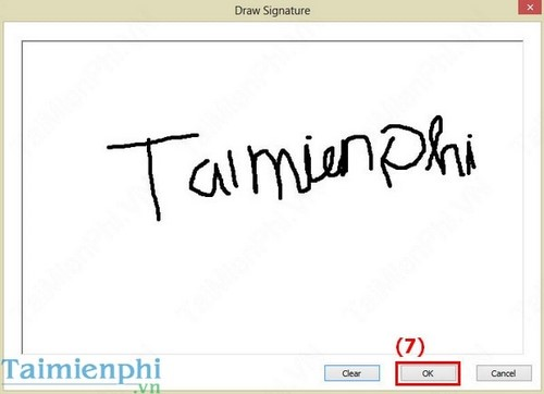how to draw a signature in adobe