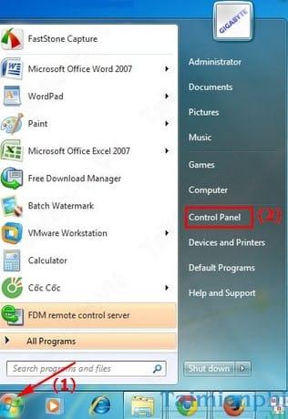 Cách đổi độ phân giải màn hình máy tính Windows 10, 8, 7, XP 7