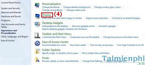 Cách đổi độ phân giải màn hình máy tính Windows 10, 8, 7, XP 9