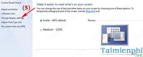 Cách đổi độ phân giải màn hình máy tính Windows 10, 8, 7, XP 10