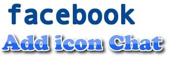 Cách thêm các biểu tượng, icon khi chat trên Facebook