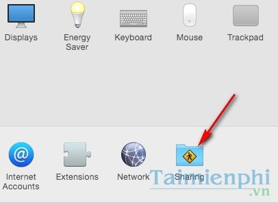 Biến máy Mac OS X Yosemite thành điểm phát Wifi tiện dụng