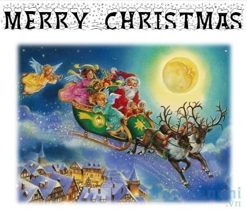 Word Christmas Cards