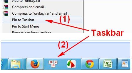 Cách sửa lỗi Unikey không gõ được tiếng Việt có dấu trên máy tính, laptop 21