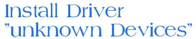 Hướng dẫn cài đặt Driver dạng