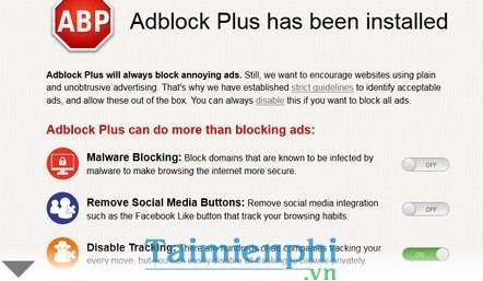 Tắt quảng cáo youtube, chặn quảng cáo youtube, loại bỏ quảng cáo trên youtube