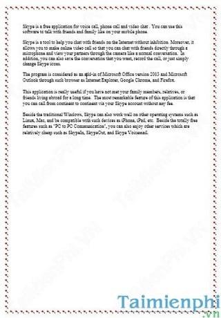 Cách tạo đường viền trong Word 2013, làm khung, boder bao quanh văn bản 7
