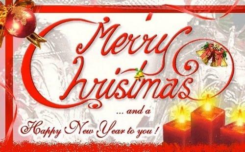 Tạo thiệp Giáng sinh, Noel đơn giản với Paint