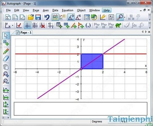 Vẽ đồ thị hàm số toán học với AutoGraph Ve-do-thi-ham-so-toan-hoc-voi-autograph-2