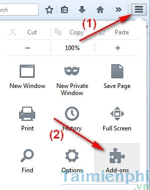 how to open firefox html document