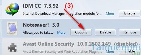 Cách lưu văn bản và ghi chú trên trình duyệt Firefox