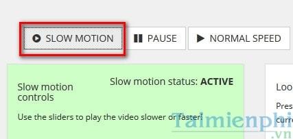 Cách tăng tốc độ phát Video Youtube