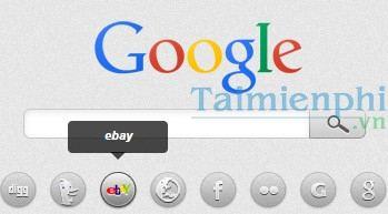 Google Chrome tích hợp 21 bộ máy tìm kiếm chỉ trên một Tab duy nhất