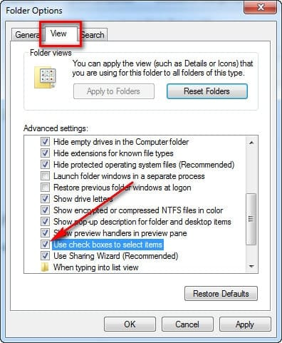 Windows 10 - How to select multiple files and folders at