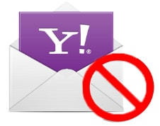 Chặn Email bất kỳ trong Yahoo! Mail