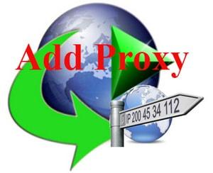 Thêm Proxy vào IDM, add Proxy IDM tăng tốc download dữ liệu