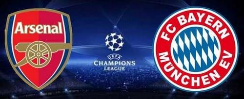 arsenal vs bayern munich champions league ngay 21 10 2015