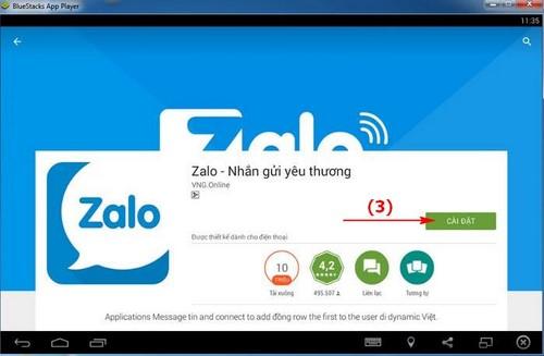Cách đăng ký zalo, tạo tài khoản Zalo chat trên điện thoại và máy tính 11