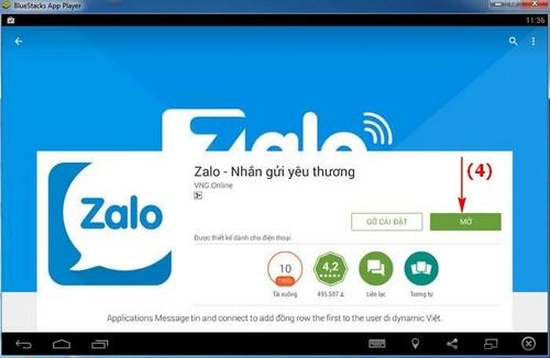 Cách đăng ký zalo, tạo tài khoản Zalo chat trên điện thoại và máy tính 12