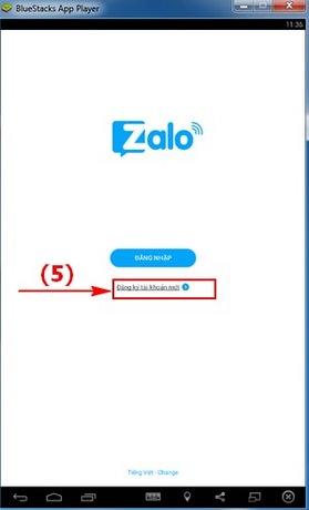 Cách đăng ký zalo, tạo tài khoản Zalo chat trên điện thoại và máy tính 13