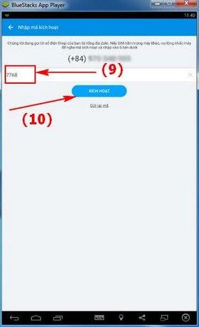 Cách đăng ký zalo, tạo tài khoản Zalo chat trên điện thoại và máy tính 16