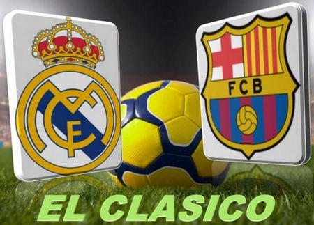 real madrid vs barcelona laliga vong 12