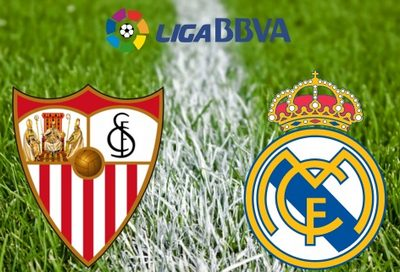 sevilla vs real madrid laliga vong 11