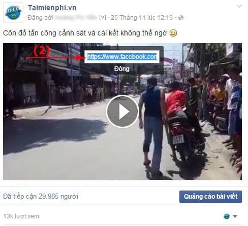 Cách tải video Facebook về máy tính, điện thoại dễ dàng nhất 12