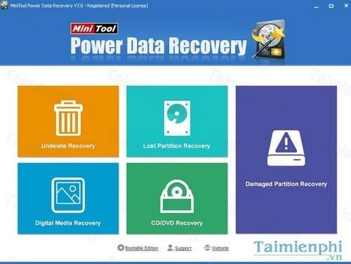 (Giveaway) Đăng ký bản quyền Power Data Recovery, khôi phục dữ liệu từ 9/1/2017