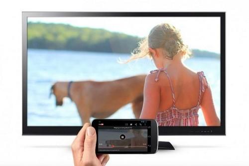 Kết nối laptop với tivi chạy Android TV bằng Google Cast