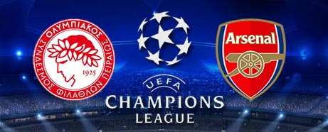 link sopcat olympiakos vs arsenal champions league ngay 10 12 2015