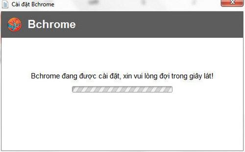 Cách cài bchrome trên máy tính, laptop