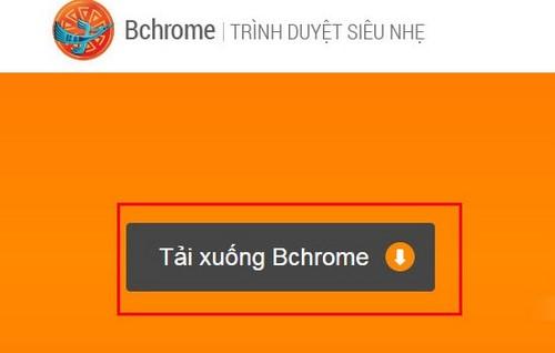 Bchrome - Cách Update phiên bản mới