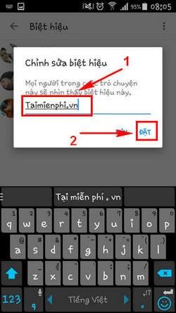cach doi tren nick facebook messenger