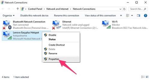 Phát wifi từ máy tính bằng Wifi hotspot trong Windows 10 4