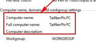 Cách đổi tên tài khoản Windows 10, edit user name