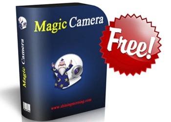 giveaway magic camera