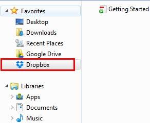 Hướng dẫn tạo tài khoản Dropbox, lưu trữ file trực tuyến 5