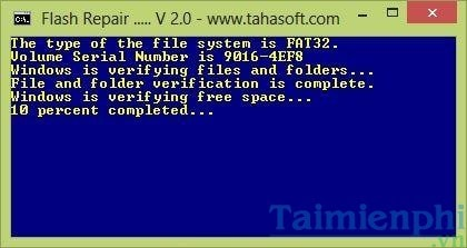 """Hướng dẫn sửa lỗi """"File or directory is corrupted and unreadable"""""""