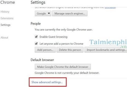 Tắt tính năng tự động phát Video trên trình duyệt Firefox, Chrome, Cốc Cốc