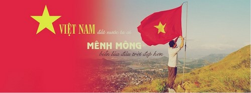 anh timeline facebook giai phong mien nam